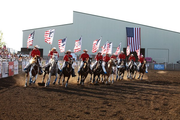 celebrate independence day at the eugene pro rodeo lisa johnson peggy kernan real estate horsepower real estate
